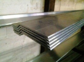 Dyna-Flo® Capping Strips