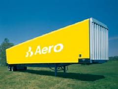Aero Conestoga Tarp Closed
